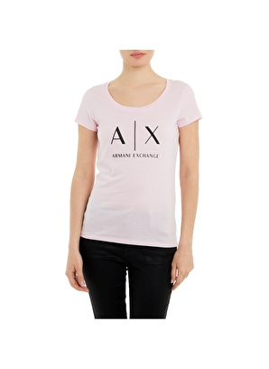 Armani Tişört Armani-exchange-t-shirt-kadın-t-shirt-8n – 415.0 TL